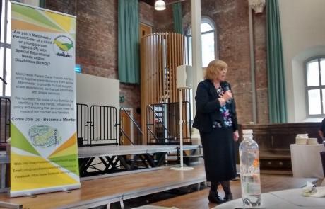MPCF Member Cath Stone's Speech | MPCF Launch Event