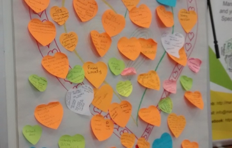 What We Love About Our Children activity | MPCF Launch Event