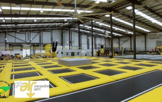 Go Air Manchester photo with MPCF and Go Air logos | image credit: https://www.goairtrampolinepark.co.uk/locations/manchester/