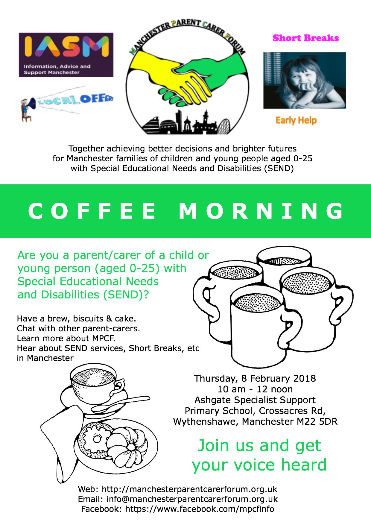 MPCF Coffee Morning Flyer - Ashgate - Feb2018