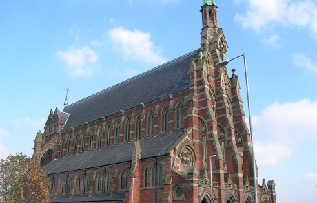 photo of Gorton Monastery | image credits: Wikipedia