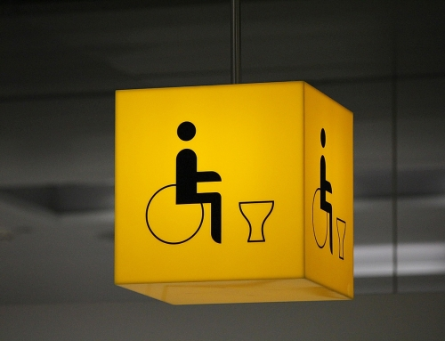 Parent Sharing: Request to Use a Disabled Toilet