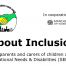 "Header/ Featured image for the ""About Inclusion"" MPCF and MCC joint event, showing a short snippet about the event + MPCF's and MCC's logos"