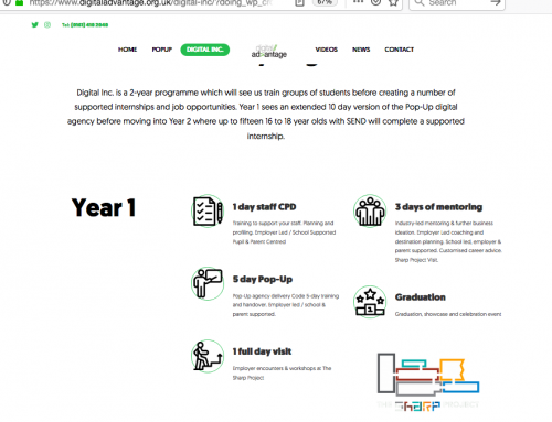 Digital Inc. Year 1 – Graduation and Celebration Event