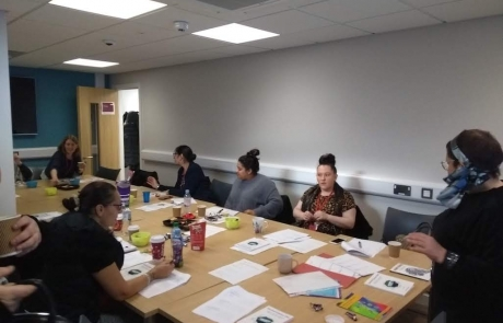 the parent-carers who attended the Emotional Resilience workshop