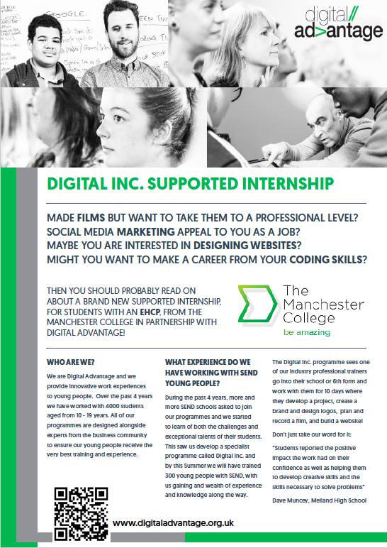 page 1 of the updated Digital Inc. flyer