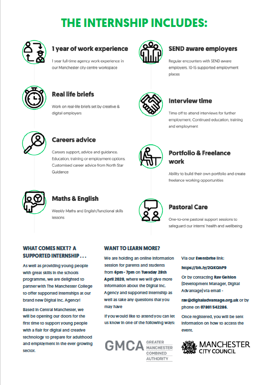 page 2 of the updated Digital Inc. flyer