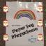 photo of 4CT's original Paperbag Playscheme, overlayed with Christmas tree and Santa emojis