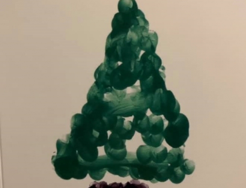 Christmas Artwork from SEND Families