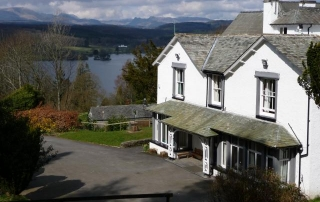Photo of Ghyll Head OEC's accomodation, as taken from outside | Image Source: https://www.groupaccommodation.com