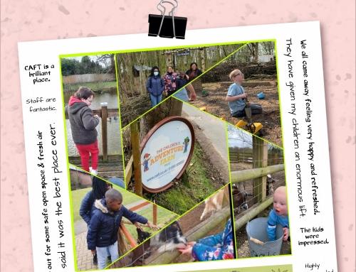 Your Feedback: Children's Adventure Farm Trust