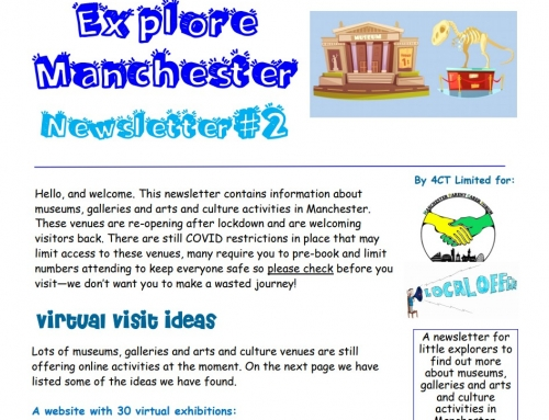 Explore Manchester – 2nd Edition