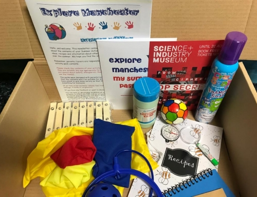 Happy, Active, Healthy SEND Summer Family Packs
