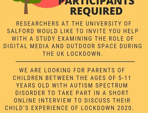 Research on Autistic Experiences of Covid Lockdown in 2020